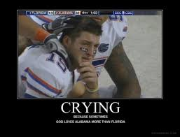 Funny Florida Gator Memes - it s tebow time page 2