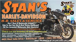 h d sales and service stan u0027s harley davidson
