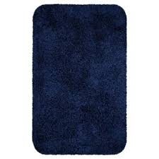 Navy And White Bath Rug Navy Blue Bathroom Mats Target