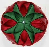 87 best folded fabric ornament images on folded fabric