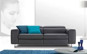 dark grey leather sofa papillon sofa by nicoline furniture from leading european