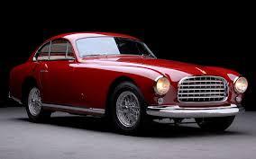 retro ferrari ferrari 340 america ghia coupé 1951 cars ferrari retro
