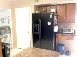 How To Reface Kitchen Cabinets Gel Staining Kitchen Cabinets For An Easy Thrifty Update