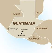 geographical map of guatemala guatemala geography and maps goway travel