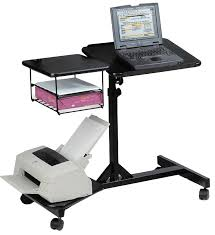 Mobile Laptop Desk Use Your Laptop At Your Favorite Easy Chair Or Even In Bed