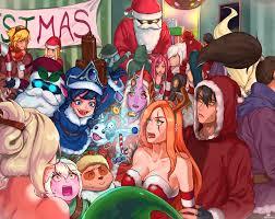 merry everyone by nielspeterdejong on deviantart