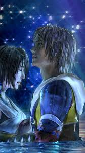 screenheaven final fantasy final fantasy x tidus yuna love