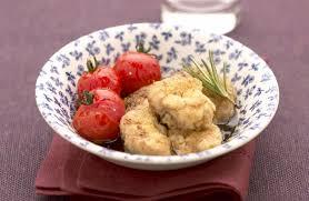 cuisiner de la cervelle de porc cervelle de porc croustillante aux tomates confites et caramel au