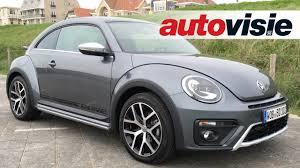 grey volkswagen bug autovisie vlog eerste testnotities volkswagen beetle dune youtube