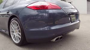 porsche panamera yachting blue 2010 porsche panamera turbo for sale with eric matthews at naples