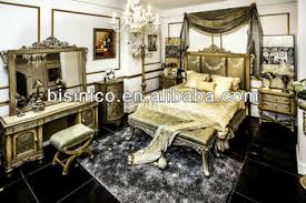 Royal Bedroom Set by Royal Luxury Classical Bedroom Furniture Set Bed Bench Night