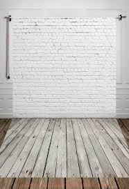 brick wall backdrop only 25 00 photography digital printed backdrop white brick