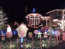 Christmas Lights In Torrance Adventures Of Andre And Harper