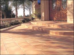 Outside Tile For Patio Home Depot Rubber Patio Tiles Home Outdoor Decoration