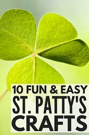 10 awesome st patrick u0027s day crafts for kids
