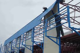 buy prefabricated steel structure modular home easy for elevation