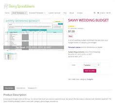 Wedding Budget Spreadsheet Excel Boho Loves Savvy Spreadsheets Wedding Budget Speadsheets Free