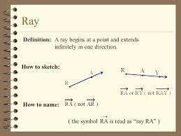 points lines and planes ppt download