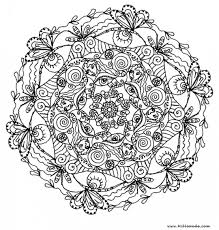 printable coloring pages of flowers geometric flower coloring pages coloring home