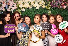 photo booth wedding 30 places to get a photo booth singapore wedding guests will