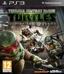 teenage mutant ninja turtles shadows review ps3