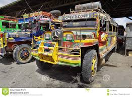 philippines jeepney for sale long haul bus mindanao philippines editorial image image 13448045