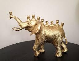elephant menorah 878 best menorah chanukah menorah images on menorah