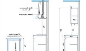 hauteur meuble bas cuisine décoration hauteur meubles cuisine 77 reglage hauteur meuble