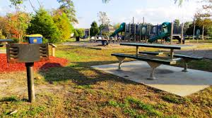 Cape Henlopen State Park Map by Milton Memorial Park Milton De Playgrounds In Sussex County