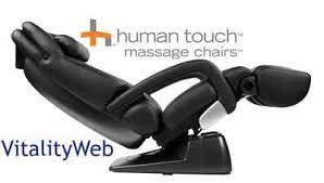 ht 7450 zero anti gravity human touch robotic home massage chair