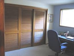 Louvered Closet Doors Panel Louver And Flush Doors Interior Doors And Closets