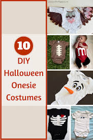 Halloween Onesie Costumes Diy Halloween Onesie Costumes Design Dazzle