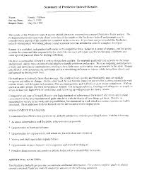 Mission Statement For Resume Resume U0026 Work Experience