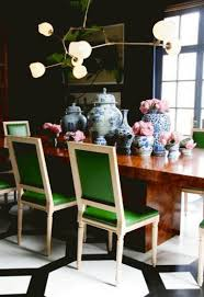 Emerald Green Drapes Dining Dilemma Elements Of Style Blog