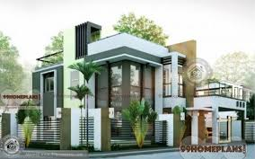 cute house designs modern box type house design free home plan elevations 2 story cute