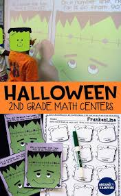 2nd Grade Halloween Crafts by 18303 Best Holiday Themed Teaching Activities Images On Pinterest