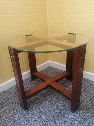 home design good looking wooden corner table designs round