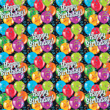 birthday gift wrap bravo birthday gift wrap birthday party supplies