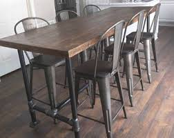 kitchen island reclaimed wood kitchen island reclaimed wood dining table metal pipe legs
