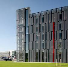 Zeta Park Multi Storey Car Park Building Designed By Design Group