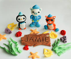 octonauts cake toppers octonauts edible cake toppers edible cake cake and octonauts party