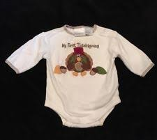 thanksgiving baby toddler clothing ebay