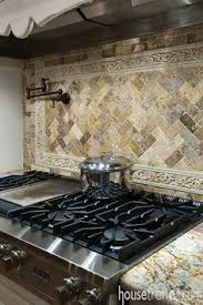 view a gallery of each decorative relief tile for kitchen or bath