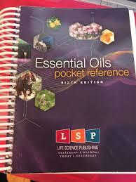 Essential Oils Desk Reference 6th Edition Essential Oils Pocket Reference 2014 Spiral Ebay