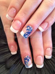 nail art 44 outstanding french nail designs photo design french