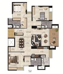 3 bhk apartment floor plan 3 bhk apartment flat for sale in yeshwanthpur bangalore 2310