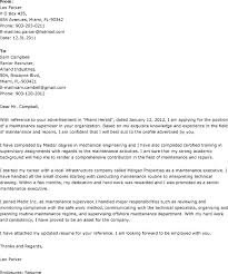 12 supervisor position cover letter cover letter cover letter for