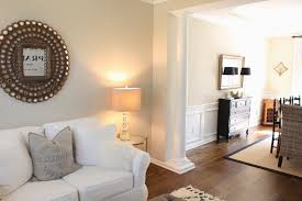 Our Inviting Living Room Benjamin by Clay Beige By Benjamin Moore The Perfect