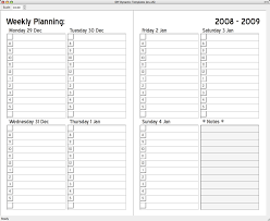 template diy day schedule template