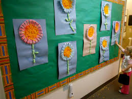 easy preschool math with flowers spring flowers craft and